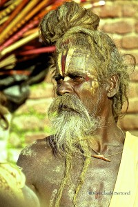 Sâdhu du Népal