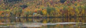 Quebec, rivière Saint Maurice